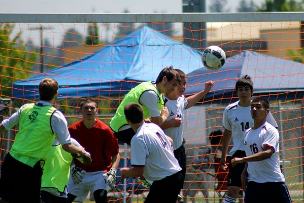 Soccer (High School Competitive)